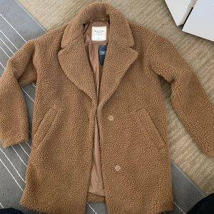 Teddy trench coat